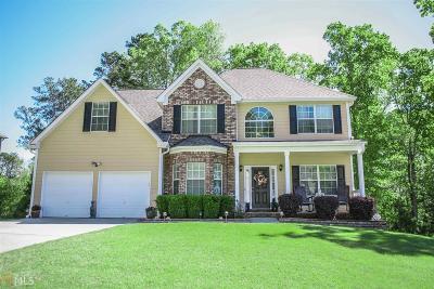 Loganville Single Family Home New: 2356 Watson Fain Trl