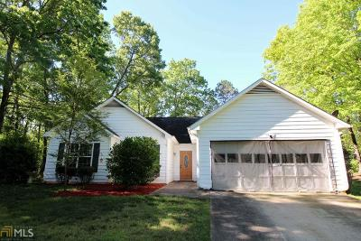 Winder Single Family Home New: 445 Briarwood Rd
