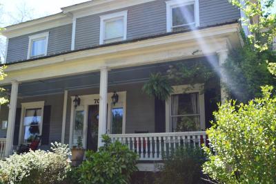 Newnan Single Family Home New: 70 Jackson St