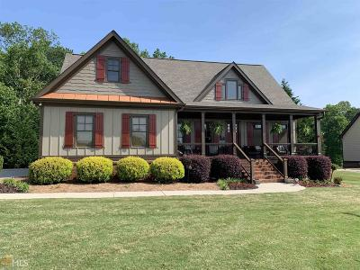 Lula  Single Family Home For Sale: 8538 Belton Bridge