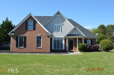 Cartersville Single Family Home New: 34 Colonial Circle NW