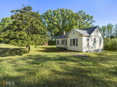 Marietta Single Family Home Under Contract: 985 W Sandtown Rd