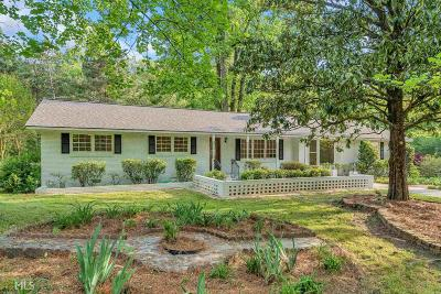 Jefferson Single Family Home New: 1190 Academy Church
