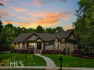 Jefferson Single Family Home New: 41 Dunson Ln