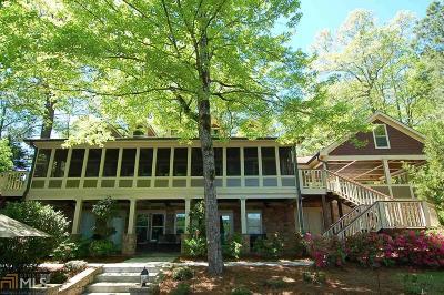 Greene County, Morgan County, Putnam County Single Family Home New: 1891 Sugar Creek Trl
