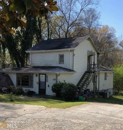 Austell Single Family Home New: 5640 Austell Powder Springs Rd