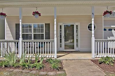 Newnan Single Family Home New: 41 Crescent St #33