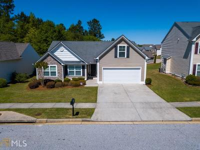 Loganville Single Family Home New: 3792 Plymouth Rock Dr