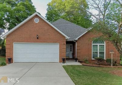 Fayetteville Single Family Home New: 190 Brittany Chase