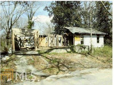 Atlanta Single Family Home New: 670 NW South Grand