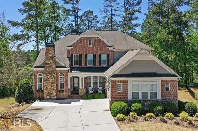 Mableton Single Family Home New: 4790 Collins Lake Dr