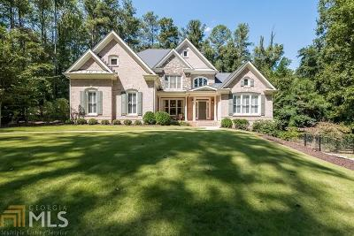 Sandy Springs Single Family Home New: 8340 Hewlett Rd