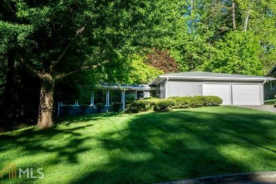 Roswell Single Family Home New: 1280 Northshore Dr