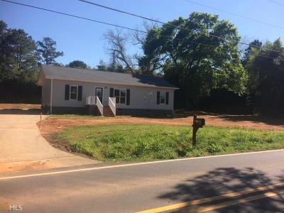Griffin Single Family Home Under Contract: 1556 E McIntosh Rd
