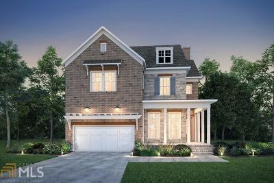Smyrna Single Family Home New: 4527 Atley Woods