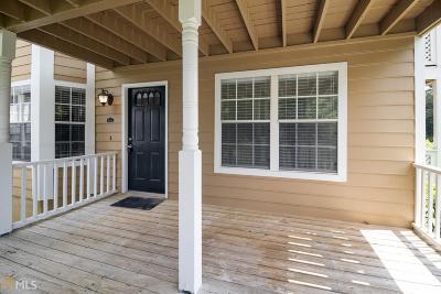 Marietta Condo/Townhouse For Sale: 4120 Riverlook Pkwy #105