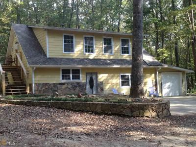 Acworth Single Family Home New: 4033 Copperhead Rd