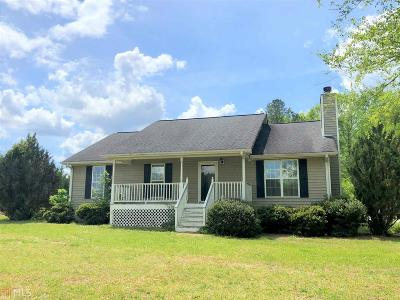 Elberton GA Single Family Home For Sale: $139,000