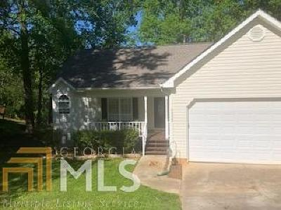 Flowery Branch Single Family Home New: 6535 Fiji Dr