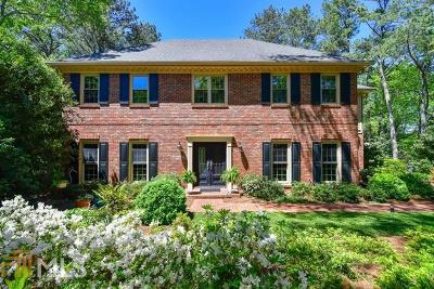 Sandy Springs Single Family Home New: 275 Cameron Ridge Dr