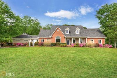 Powder Springs Single Family Home New: 1402 Jordan Rd