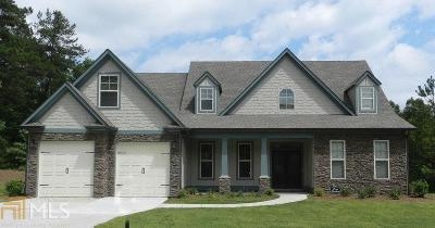 Cartersville Single Family Home New: 23 Ivy Stone Ct