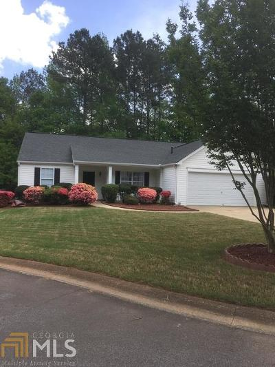 Kennesaw Single Family Home New: 448 Two Iron Trl
