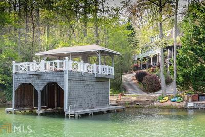 Rabun County Single Family Home For Sale: 336 Fulton Rd