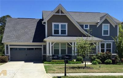 Powder Springs Single Family Home New: 3678 Thackary Dr
