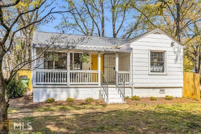 Atlanta Single Family Home New: 31 5th Avenue NE