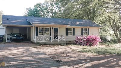 Locust Grove Single Family Home New: 556 Laney Road