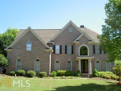 Alpharetta Single Family Home For Sale: 5795 Seven Oaks