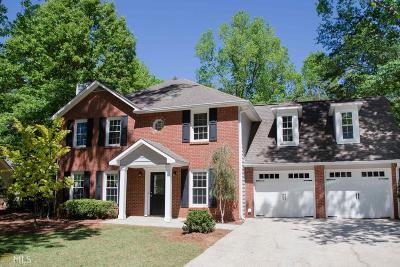 Peachtree City GA Single Family Home Under Contract: $289,900
