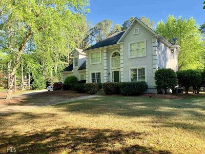 Clayton County Single Family Home Under Contract: 2140 Woodland Ct