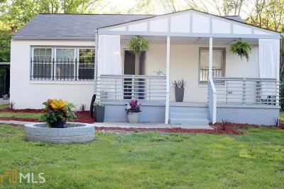 Atlanta Single Family Home New: 158 Wadley Street #1