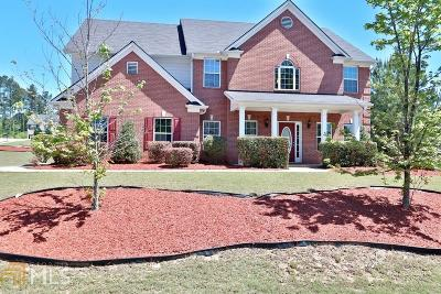 Dacula Single Family Home New: 831 Wisteria View Ct