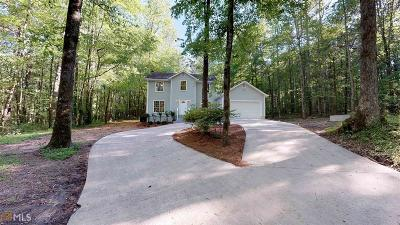 Fayette County Single Family Home New: 1238 Sandy Creek Rd