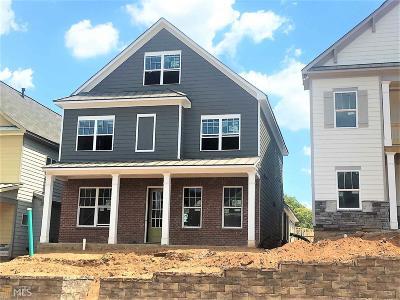 Atlanta Single Family Home New: 1755 NW Stone Hedge Dr. #589