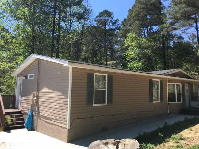 Conyers GA Single Family Home New: $135,000