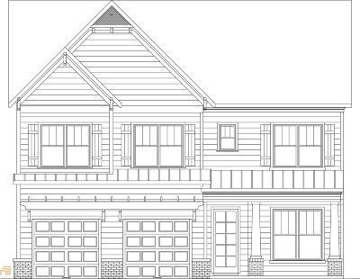 Atlanta Single Family Home New: 1846 NW Sanford Drive #549