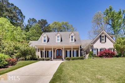 Marietta Single Family Home New: 811 Parkside Trail