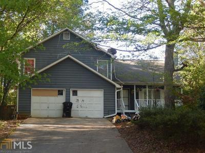 Powder Springs Single Family Home New: 5389 Telford