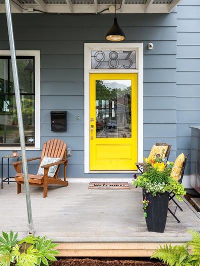 Condo/Townhouse New: 983 Kirkwood Avenue