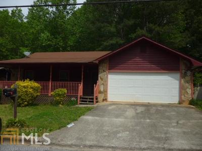 Stone Mountain Single Family Home New: 610 Pepperwood Ln