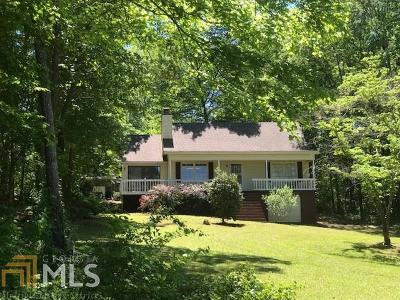Greensboro, Eatonton Single Family Home New: 1066 Crooked Creek Rd