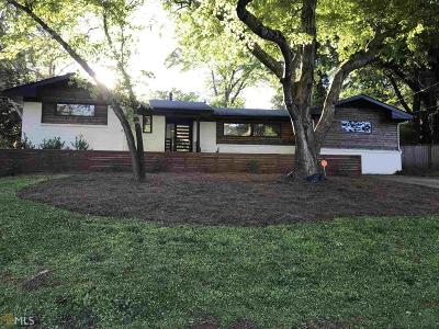 Smyrna GA Single Family Home New: $410,000