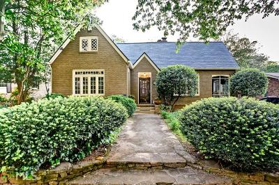 Avondale Estates Single Family Home For Sale: 83 Dartmouth Ave