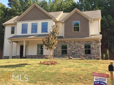 Coweta County Single Family Home New: 120 Fairview Dr #48