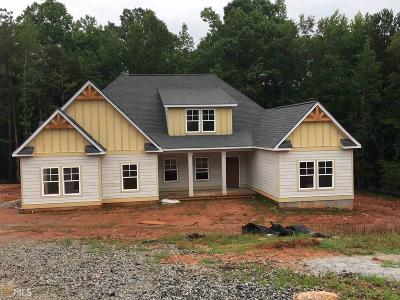 Coweta County Single Family Home New: 25 Woodchase Dr