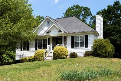 Bartow County Single Family Home New: 19 Millers Way
